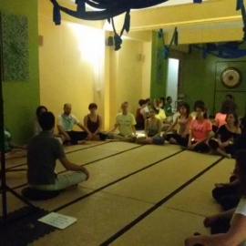 Bagno Armonico e Gong Yoga Centro Olisana