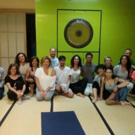 Bagno Armonico e Gong Yoga Caserta