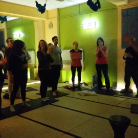 Corsi Yoga Caserta presso Centro Yoga Olisana
